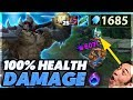 watch he video of 100 TO ZERO WITH ONE BUTTON | WTF RIOT?! - BunnyFuFuu