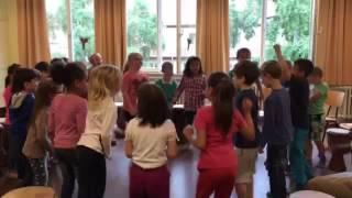 Урок музыки в Германии