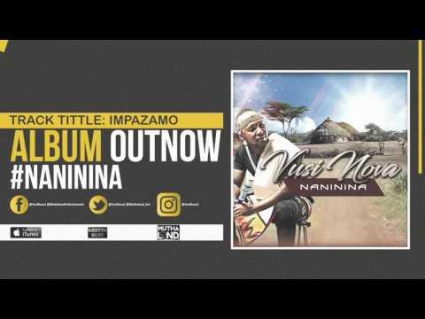 Vusi Nova - Impazamo (Audio)