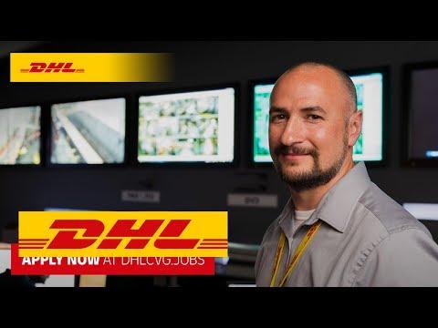 Be Like John, Work At The DHL Cincinnati Global Hub