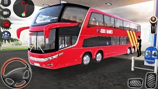 City Bus Drive Simulator Ultimate: Madrid - Android GamePlay #3