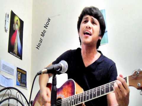 Hear me Now (acoustic cover) - SecondHand Serenade 2010 Album