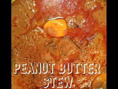 How to cook peanut butter stew/Maafè
