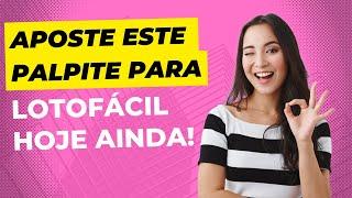 ☘Dica para Lotofácil - Uma aposta de apenas 4 reais que pode trazer os 15 pontos.
