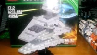 Видео обзор на звездный разрушитель империи