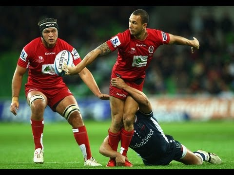 The Best of Quade Cooper