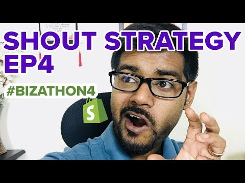 Shout Marketing - Profile Setup & Intro! Instagram Influencers For Shopify (Bizathon4 Ep4)