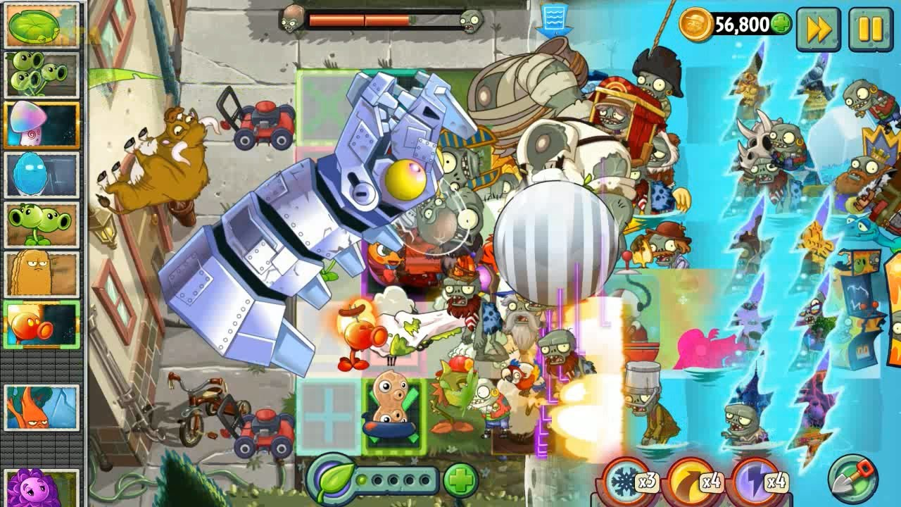 Plants vs zombies 2 epic win youtube voltagebd Gallery