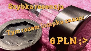 #8 Lampka solarna za 6 PLN, warto? Godkaa