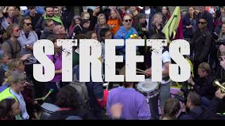 Extinction Rebellion October Rebellion 2019 London /8th October