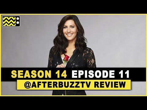 The Bachelorette Season 14 Episode 11 Review & After Show