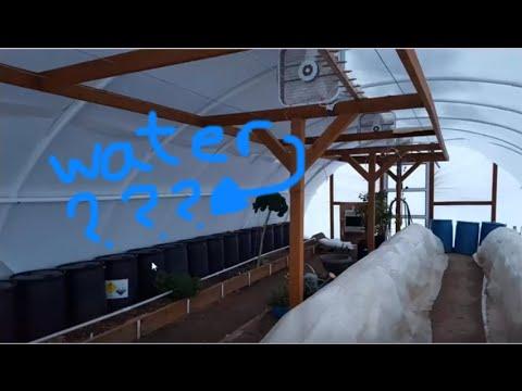 Geothermal Air vs Water in LDSPrepper's greenhouse