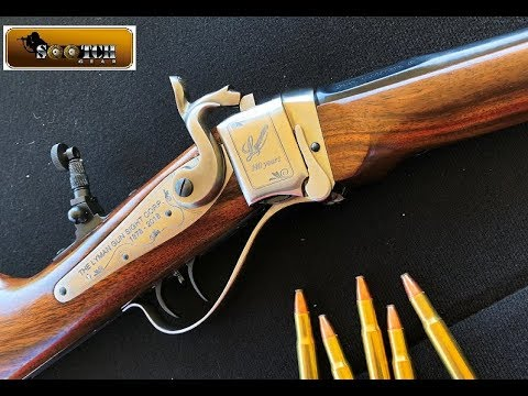 Lyman Model Of 1878 Sharps Carbine 140th Anniversary Edition