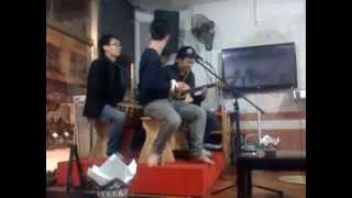 vùng trời bình yên - guitar + sáo newsun coffee