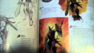 How to Draw Warriors and Heros Book Preview