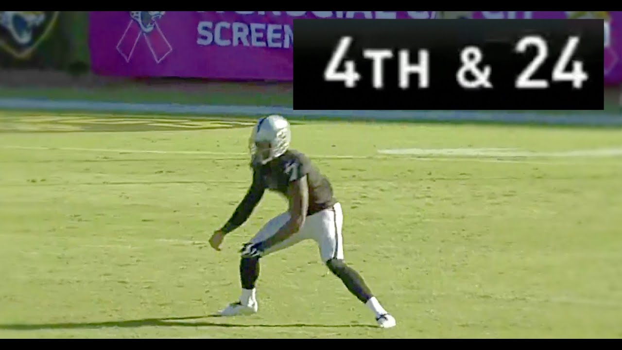 Marquette King CONVERTS 4th & 24!