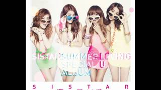 [MP3] 2. SISTAR - Holiday. MP3