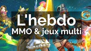 L'hebdo Actu MMO #13 - 3 NOUVEAUX MMO ! CRIMSON DESERT, PLAN 8, DokeV & + encore !