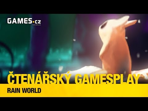 Čtenářský GamesPlay: Rain World