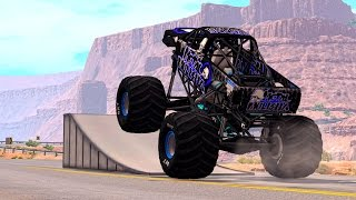 Epic High Speed Jumps #1 – BeamNG Drive