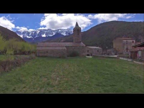 Església de Santa Coloma a Arsèguel