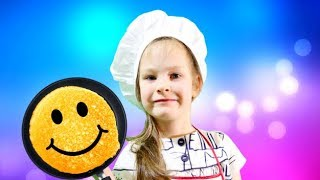 Pancakes For My Mom Songs Nursery Rhymes for kids from KybiBybi