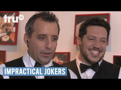 Impractical Jokers - Boy Band Substitution With Joey Fatone
