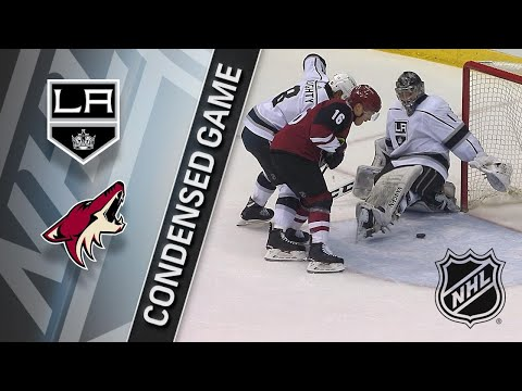 03/13/18 Condensed Game: Kings @ Coyotes