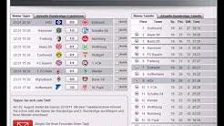Bundesliga 19.Spieltag Ergebnisse und Tabelle
