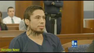 MMA Fighter War Machine LAUGHS In Court as PORN STAR Girlfriend Describes How He BEAT and