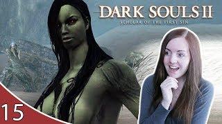 SCORPIONESS NAJKA | Dark Souls 2 Gameplay Walkthrough Part 15