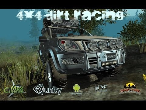 4x4 Dirt Off Road Racing - Симулятор бездорожья на Android ( Review)