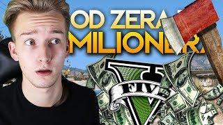 """GTA V """"OD ZERA DO MILIONERA"""" #10 - DRWAL NAS OSZUKAŁ?!"""