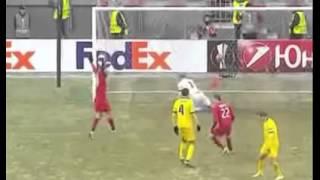 Video Gol Pertandingan Rubin Kazan vs FC Sion