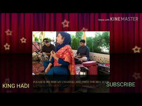 New kashmiri song by Zahida taranum