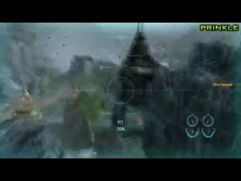 Black Ops 2 Campaign - Invincibilty Flying Glitch on Celerium