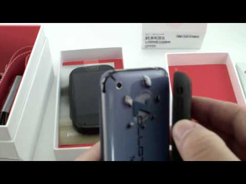 Verizon Palm Pre Plus And Palm Pixi Plus Unboxing