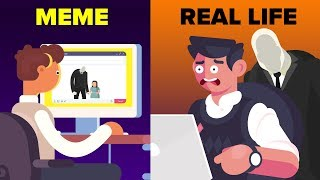 How A Meme (Slenderman) Became Real