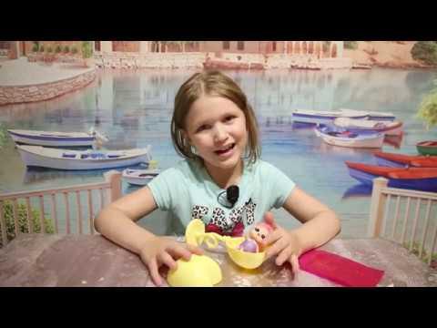 Аня открывает лол OMG - YouTube