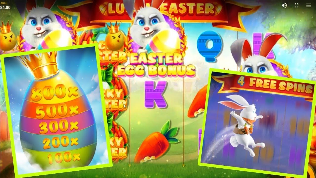 Lucky Easter Slot Machine