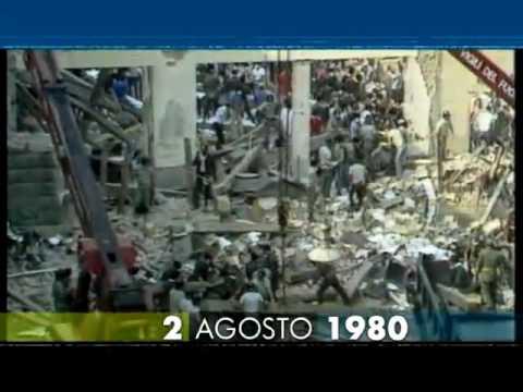 2 Agosto 1980 La  Strage Di Bologna