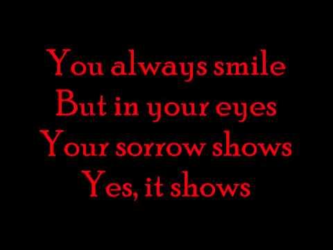 Mariah Carey - Without You (lyrics)