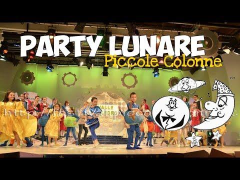 Party lunare - grande festa con tutti i pianeti - canzone per bambini