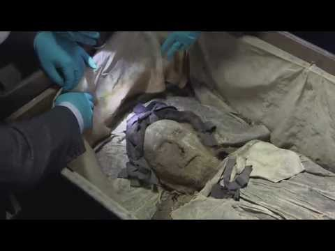 """Astonishingly"" well-preserved 17th century mummy found"