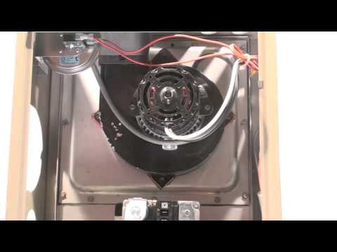 Carrier Weathermaker 8000 Gas Furnace Start Up and Operation