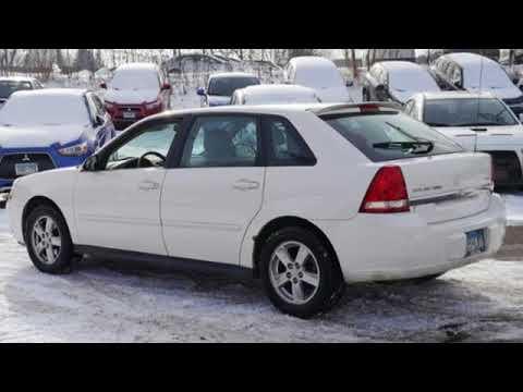 Used 2005 Chevrolet Malibu Maxx Saint Paul White Bear Lake, MN #W85035B    SOLD
