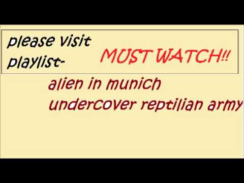reptilian army in munich rebuild matrix