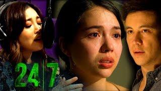 """24/7 OST """"Hanggang Sa Huli"""" Music Video by Moira Dela Torre"""