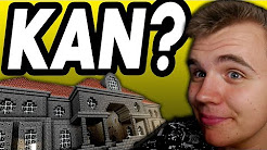 KAN JAG BYGGA DETTA?! - Minecraft Exelon