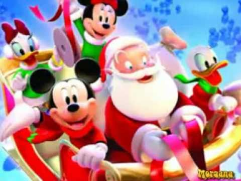 Buon Natale Song.We Wish You A Merry Christmas Buon Natale Song Disney Youtube